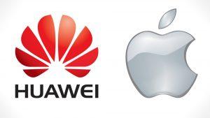 Huawei urca pe locul doi in topul producatorilor de telefoane