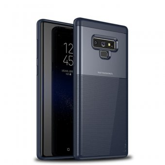 Husa Ipaky TPU Shield Flexible- Galaxy Note 9- Albastru