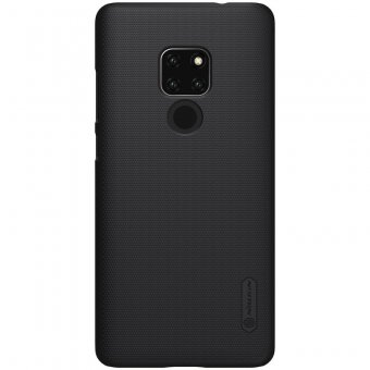 Husa Nillkin Super Frosted Shield Case + kickstand -Huawei Mate 20 -Black