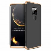 Husa 360 Protection Hard Case- Huawei Mate 20-Negru-Gold