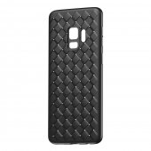 Husa Baseus BV Weaving TPU Case- Galaxy S9 Plus-Negru