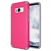 Husa Light Armor Rugged Durable-Galaxy S8 Plus -Pink