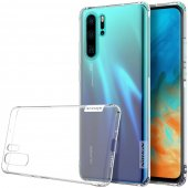 Husa Nillkin Nature Gel TPU-Huawei P30 Pro-Transparent