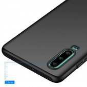 Husa Ultra Slim Case MSVII-Huawei P30-Black